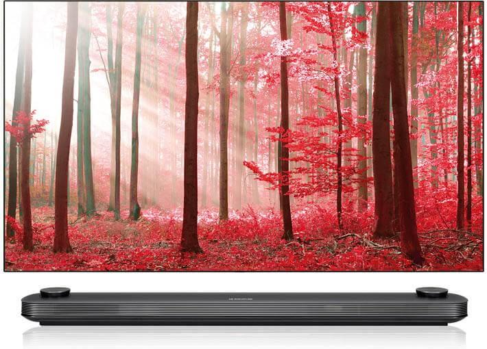 LG OLED W8 -Signature OLED