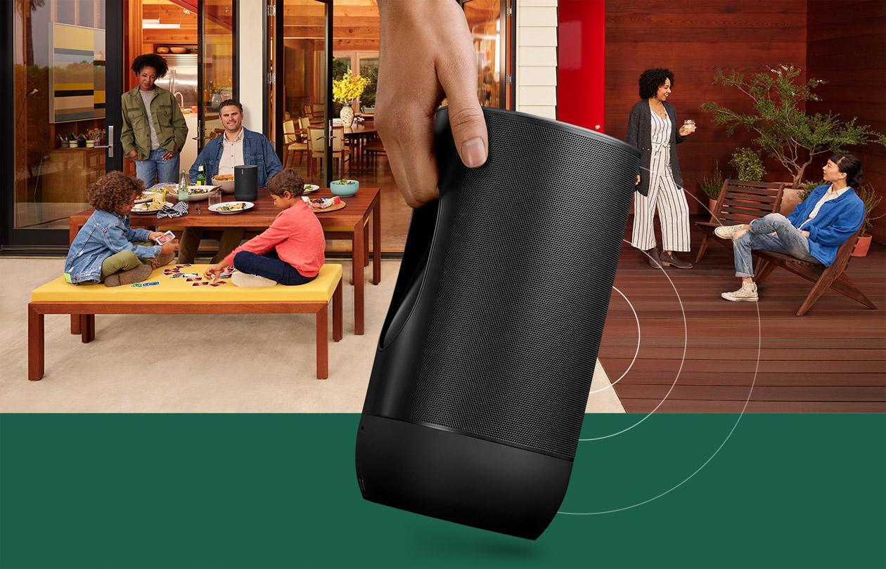 Sonos Move - ultra portable