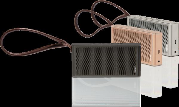 Der Loewe klang m1 in drei Farben