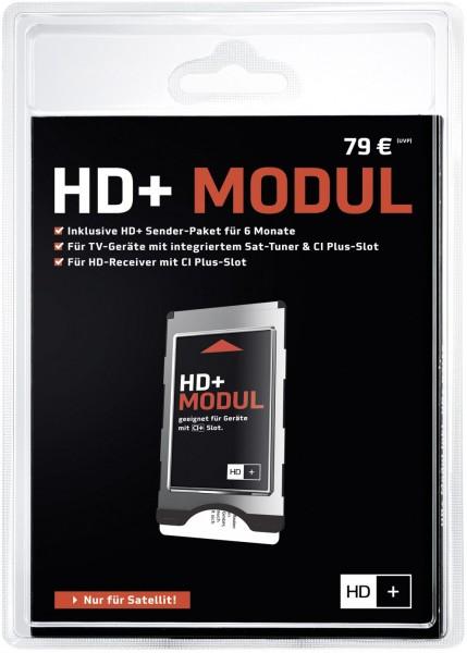 HD+ HD Plus CI+ Modul inklusive HD+ Karte für 6 Monate HD+ Programme