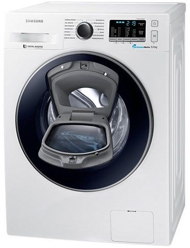 Samsung WW90K5400UW/EG weiß