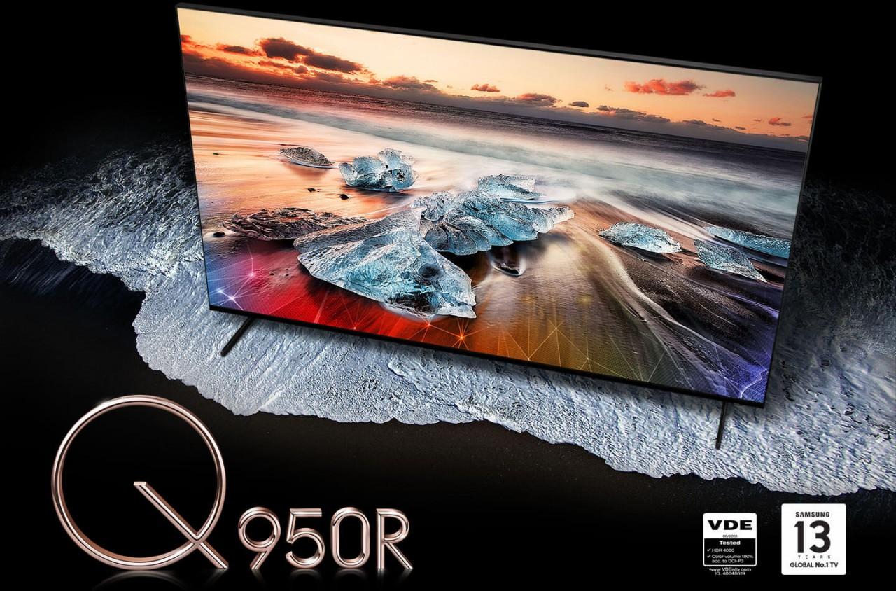 Samsung QLED-TV Q950R bei hifiboehm Plauen