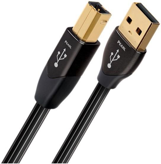 Audioquest Pearl USB A>B 0,75m