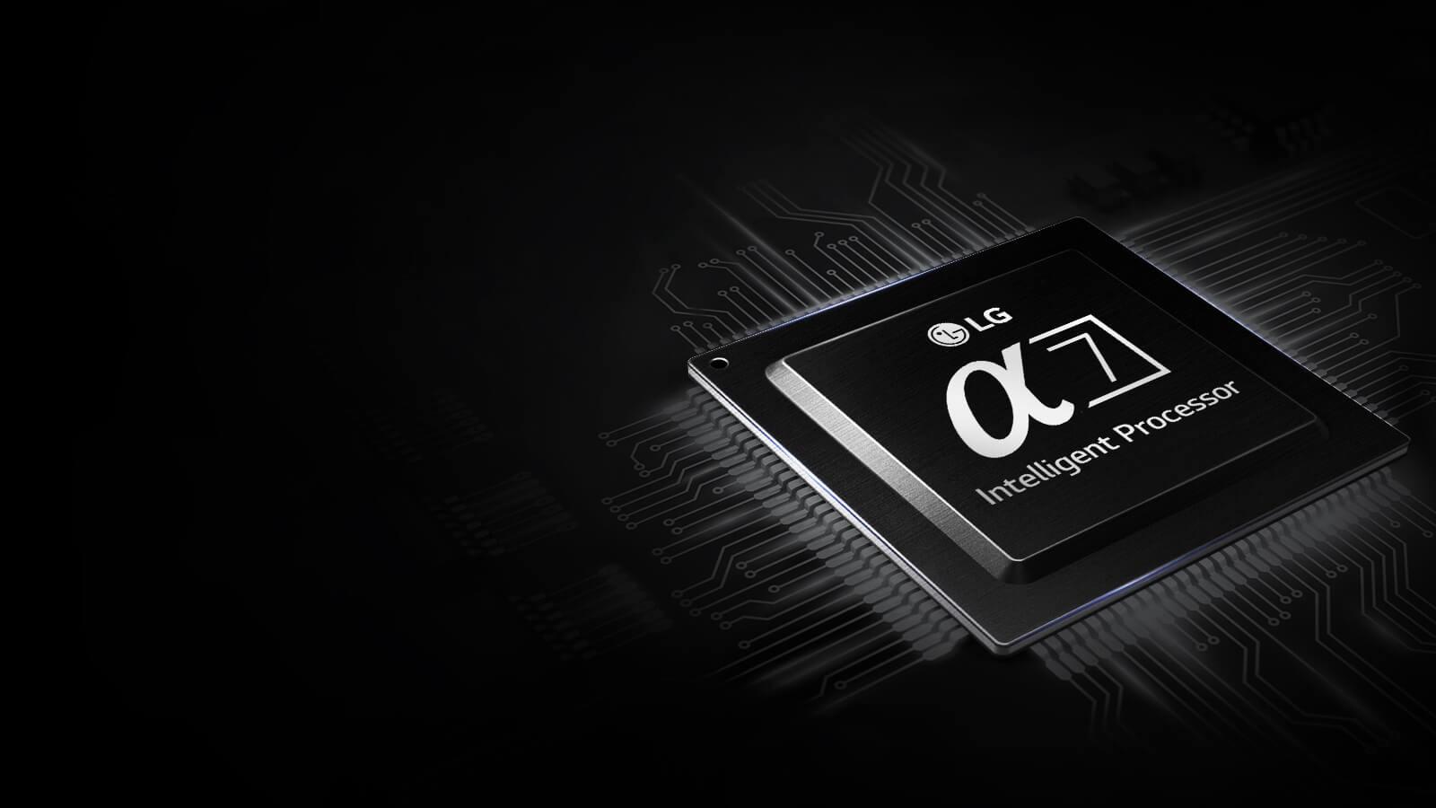 LG SUHD alpha7 Prozessor