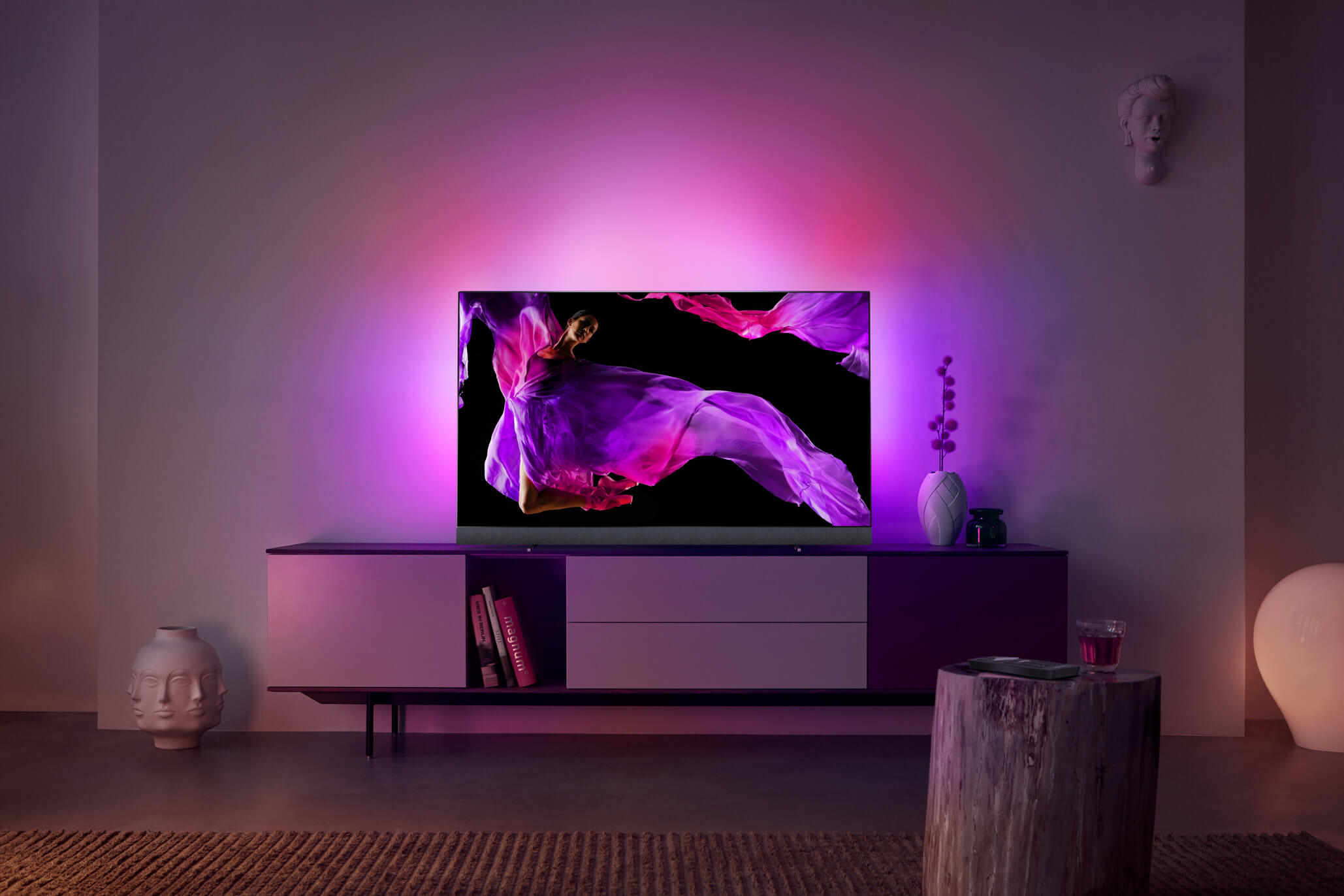 Philips TV OLED 903 in Plauen