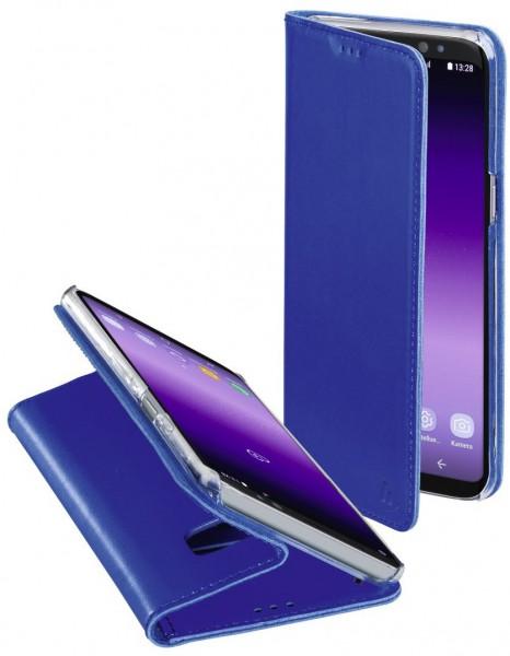 "Hama Booklet ""Tinta"" für Samsung Galaxy S8+ blau"