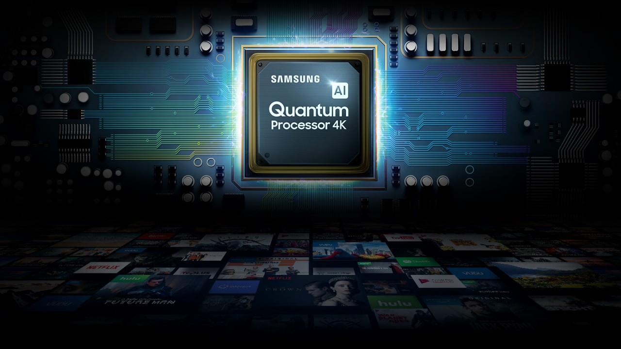 QLED 2019 Quantum 4K Prozessor