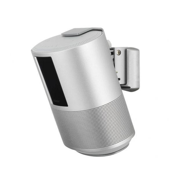 SoundXtra Wandhalter für Bose Home Speaker 500 silber