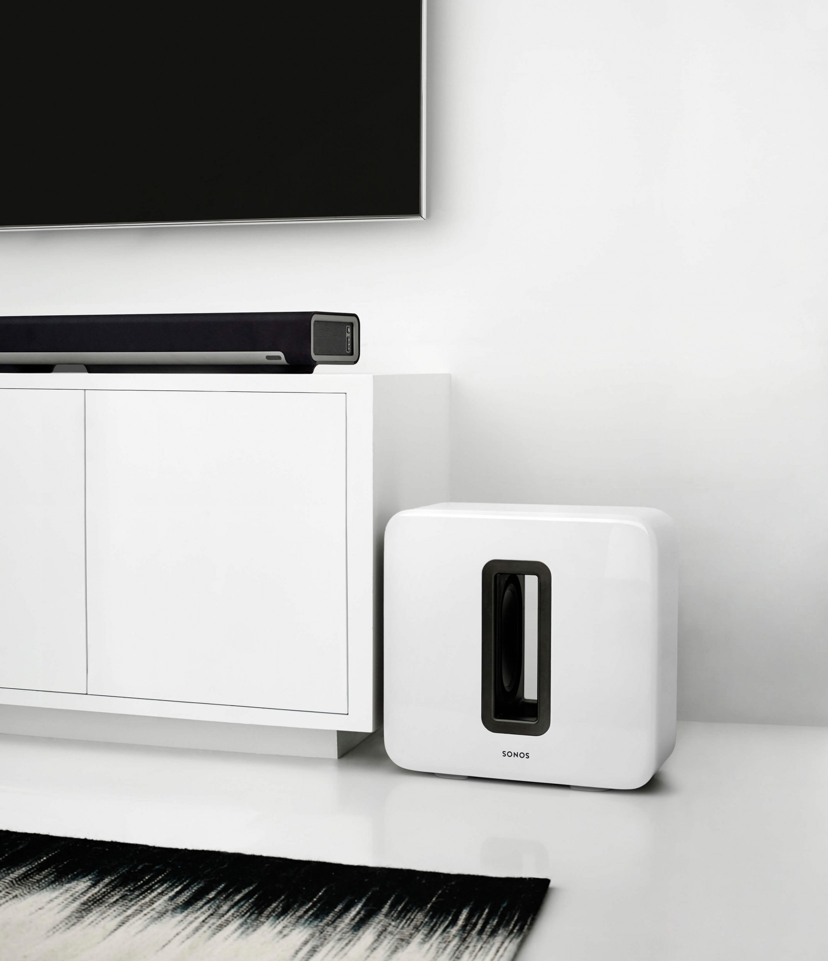 Sonos Sub - Subwoofer für dein Sonos System