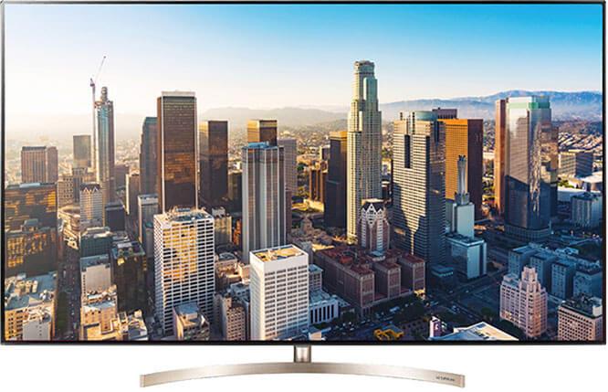 zur Übersicht der LG SUHD-TV