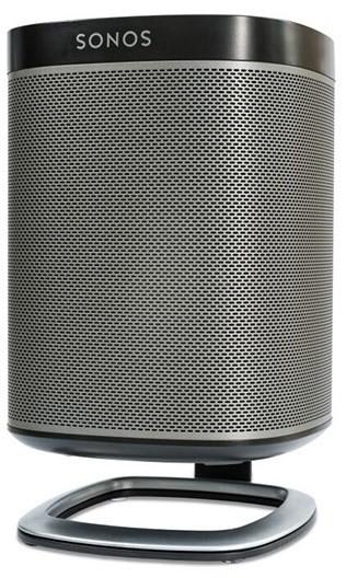 Flexson Desk Stand Tischstativ für Sonos Play 1, Stück schwarz
