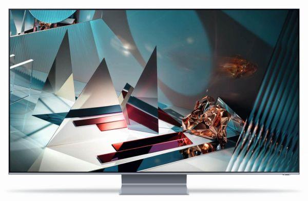 "Samsung GQ 65 Q800 TGTXZG - 8K UHD QLED-TV | 65"" (164 cm)"