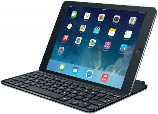 Logitech Logitech Ultrathin Keyboard Cover iPad Air grau