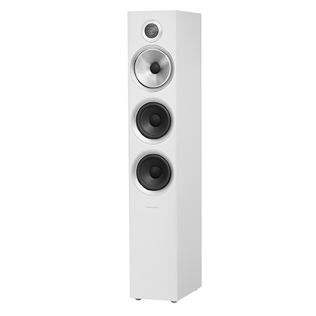 Bowers & Wilkins 704 S2 weiss