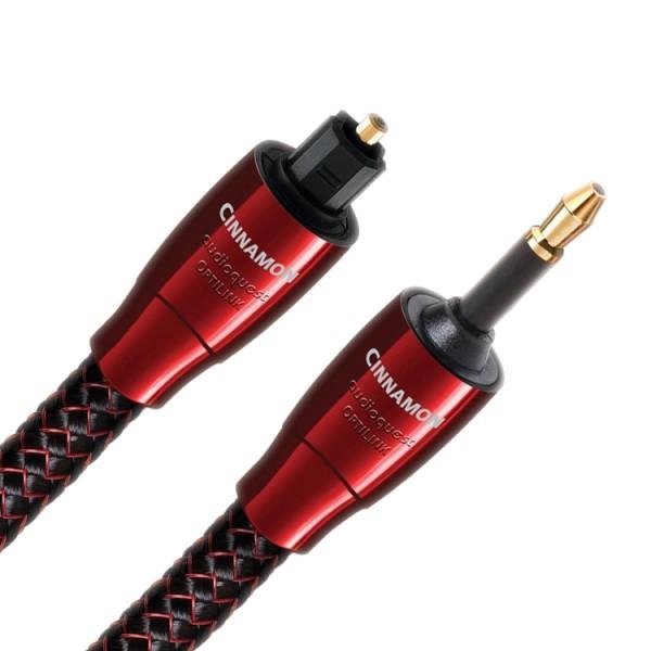 Audioquest OptiLink Cinnamon Mini Toslink auf Toslink 1,5m