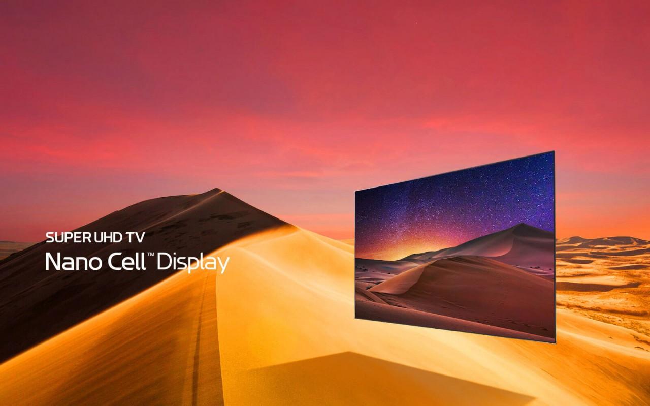 LG Super UHD TV SK9500