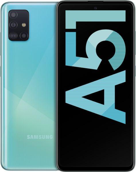 Samsung Galaxy A51 (128GB) prism crush blue