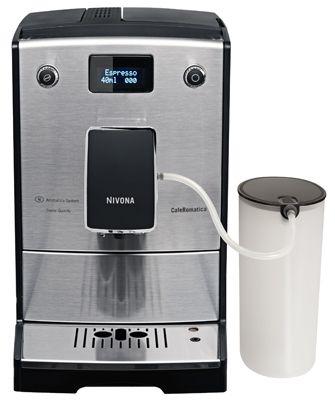 Nivona CafeRomatica 777 edelstahl/chrom