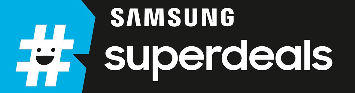 Samsung #superdeals September 2018