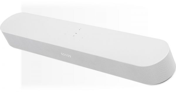 Flexson Wandhalterung für Sonos Beam (neigbar) weiß