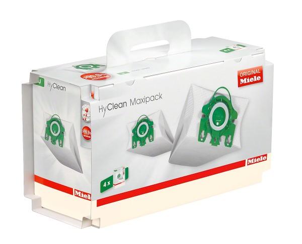 Miele Staubbeutel U Maxipack (4 Schachteln HyClean U)