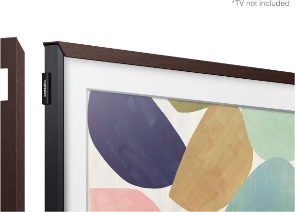 """Samsung Austauschrahmen für 32"""" The Frame TV 2020 braun"""