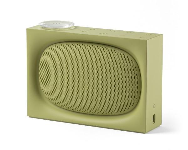 Lexon LA102V ONA Bluetooth 4.0 Lautsprecher grün | gebraucht
