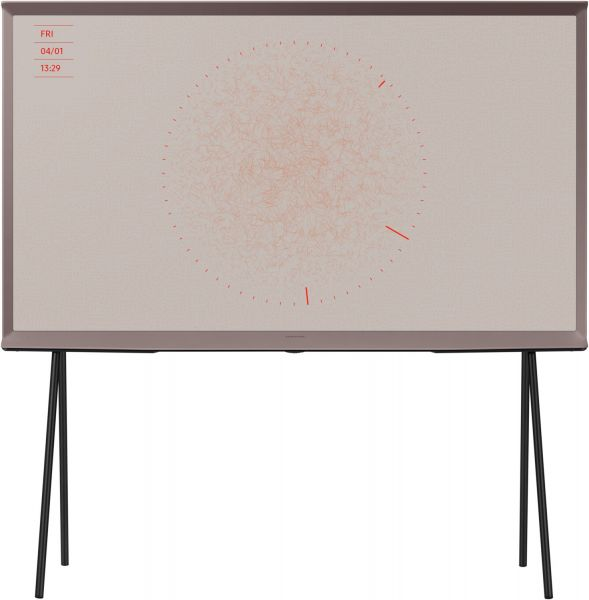 "Samsung QE 55LS01The Serif Lifestyle TV | 55"" (138cm) modern beide"
