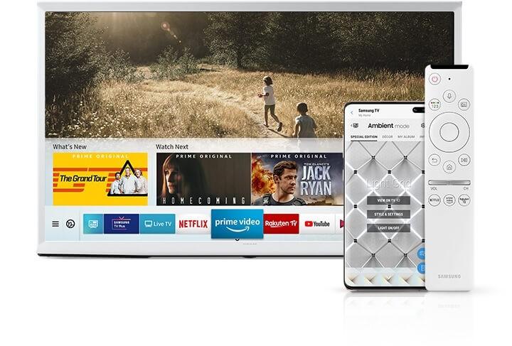 Samsung One Remote Control & App