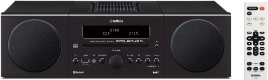 Yamaha MCR-B043D Mikro-Komponentensystem schwarz