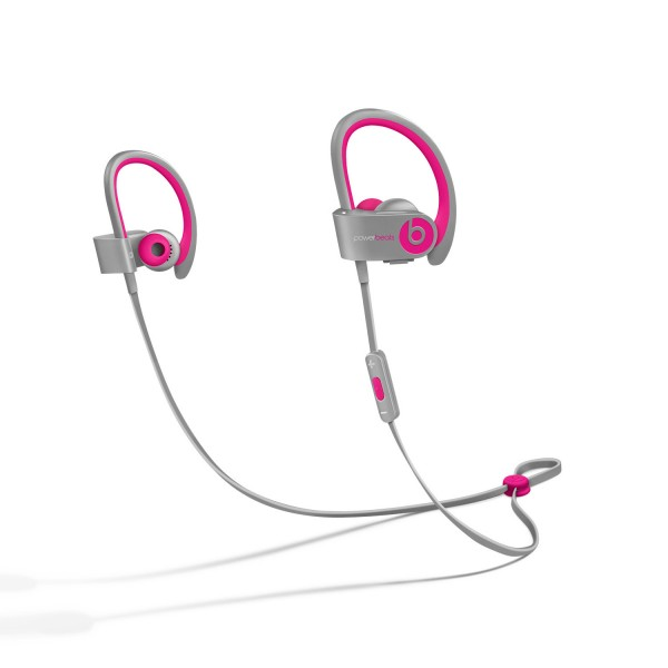 Beats by Dr. Dre Powerbeats2 Wireless pink-grau