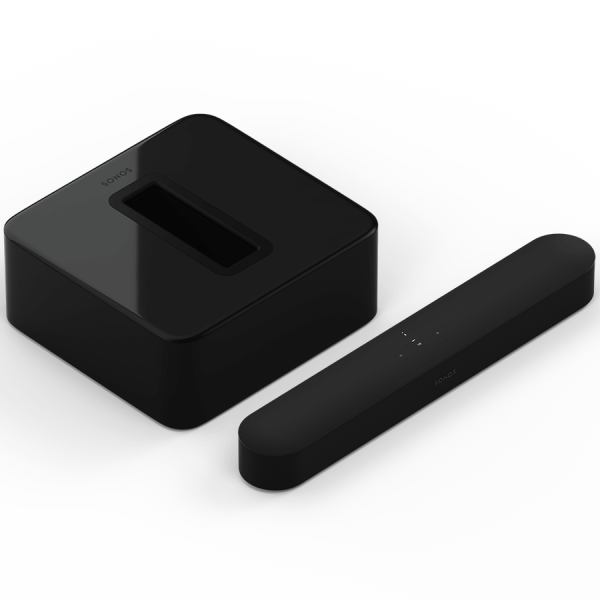 Sonos Beam 3.1 Heimkino Set mit Sub Gen. 3 schwarz