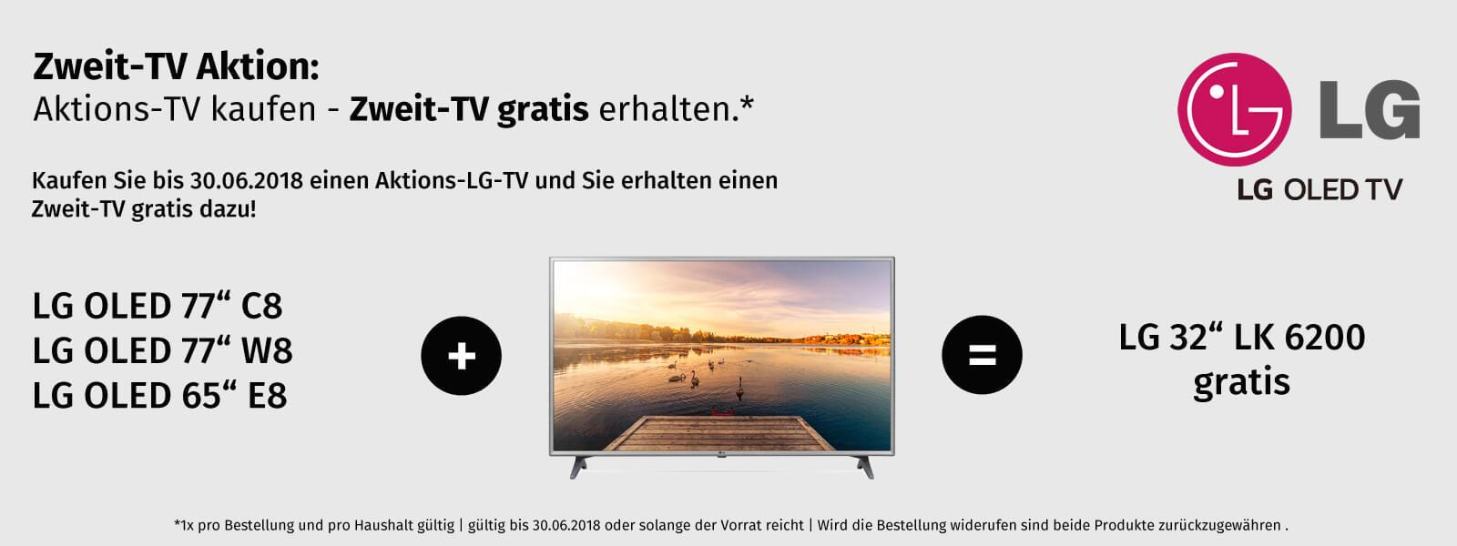 hifiboehm Zweit-TV Aktion