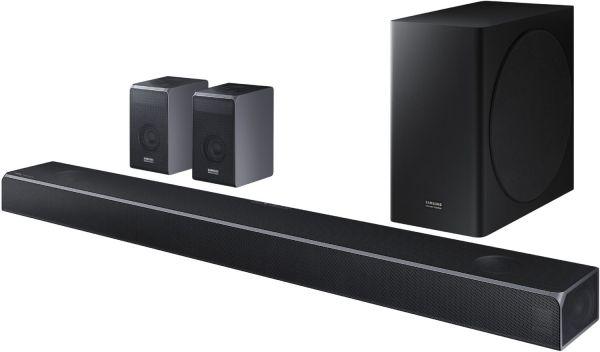 Samsung HW-Q90R - 5.1 Dolby Atmos Soundbar System