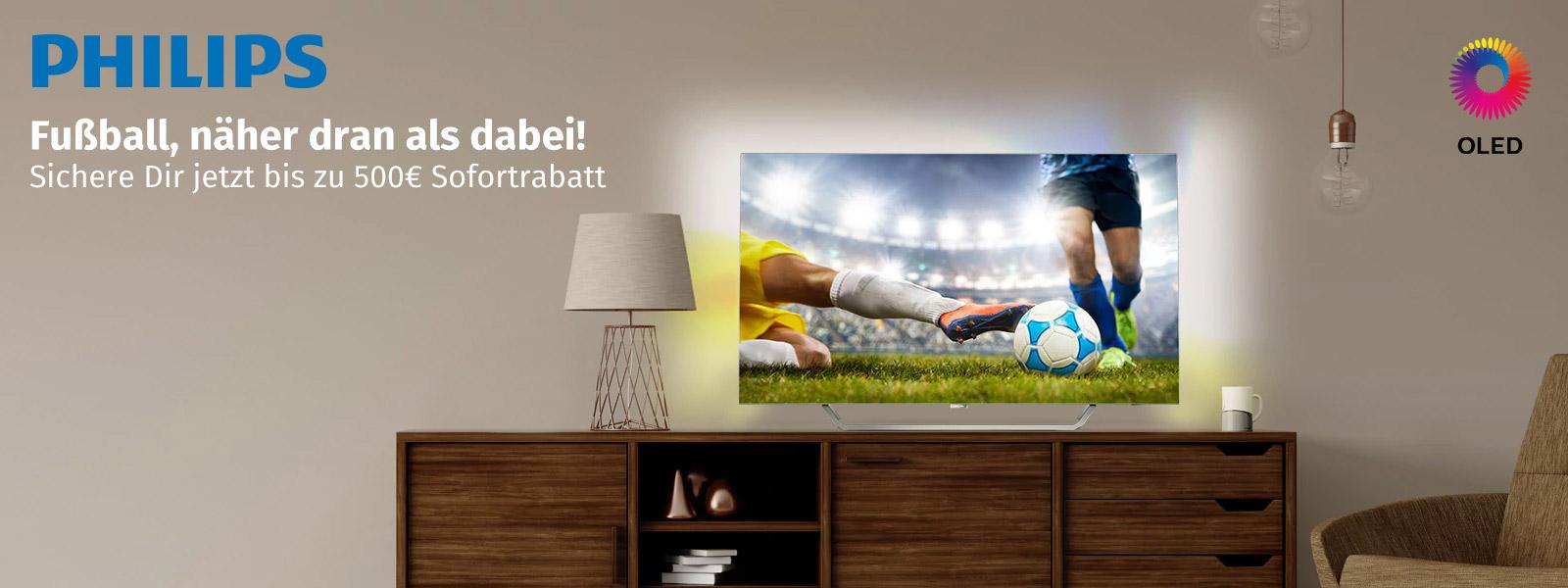 Philips in Plauen - Sofortbonus zur WM