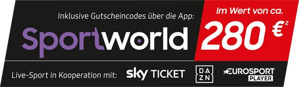 Samsung Sportworld Gutschein