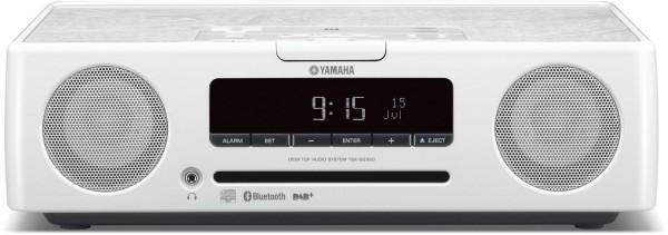 Yamaha TSX-B235D DAB Desktop Audio-System weiß