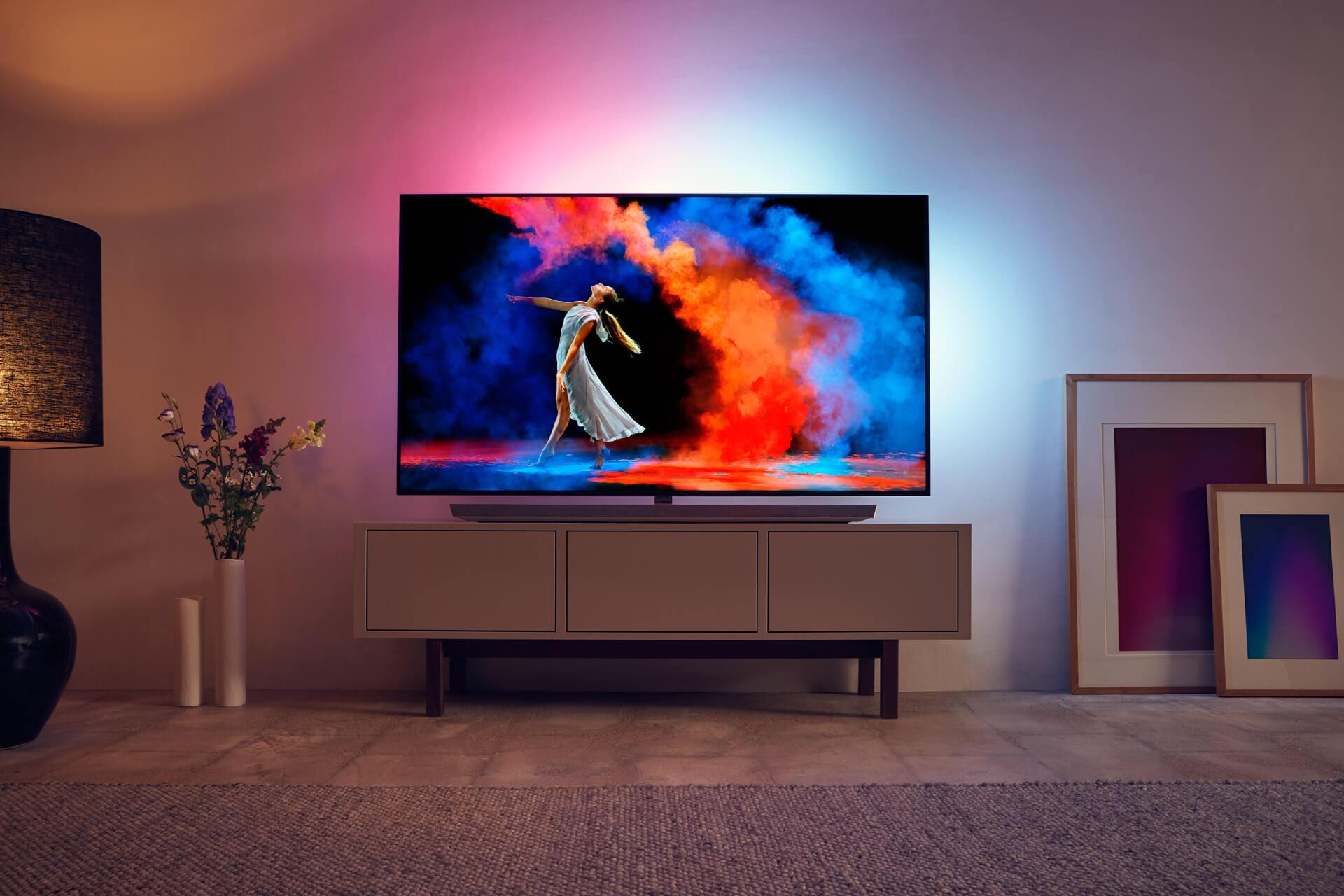 Philips TV OLED 973 in Plauen