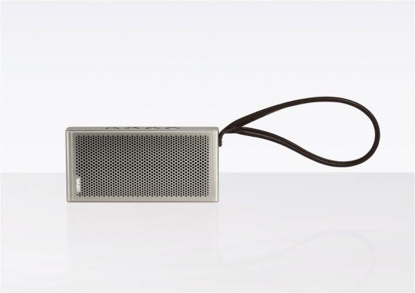 Loewe klang m1 - Bluetooth Speaker silber