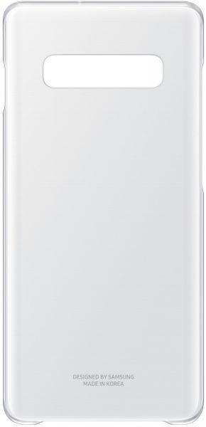 Samsung Clear Cover für G975F Samsung Galaxy S10+ transparent