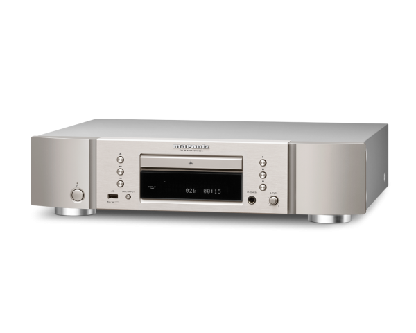Marantz CD 6006 CD-Player silber/gold