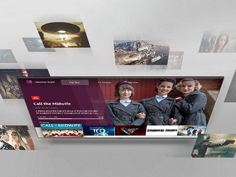 Samsung QLED 2019 Universal Guide
