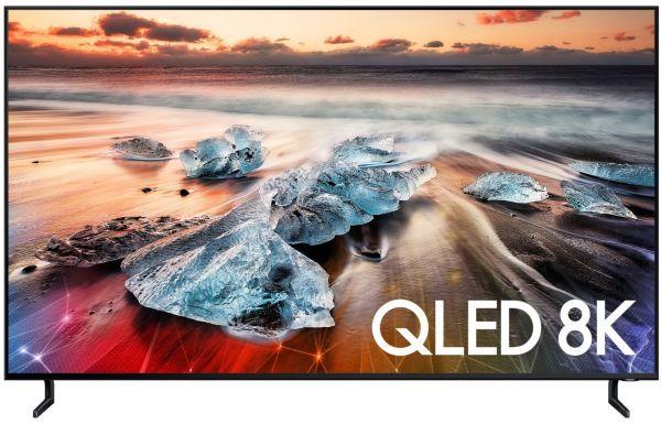 "Samsung GQ 55 Q950 RGT - 8K UHD QLED-TV | 55"" (138cm)"