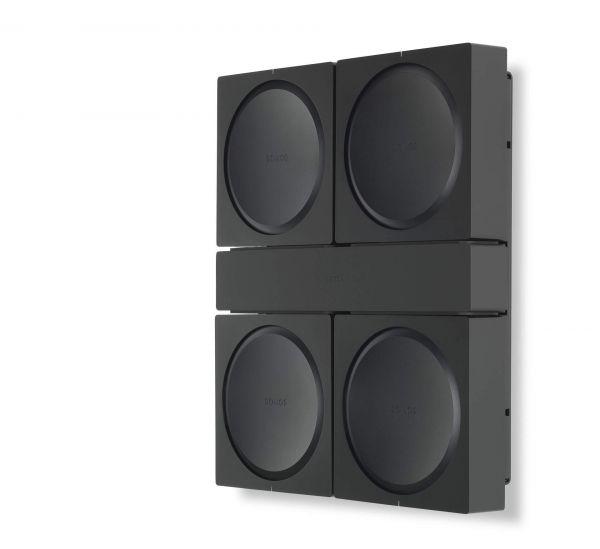 Flexson Wandhalterung für 4x Sonos AMP