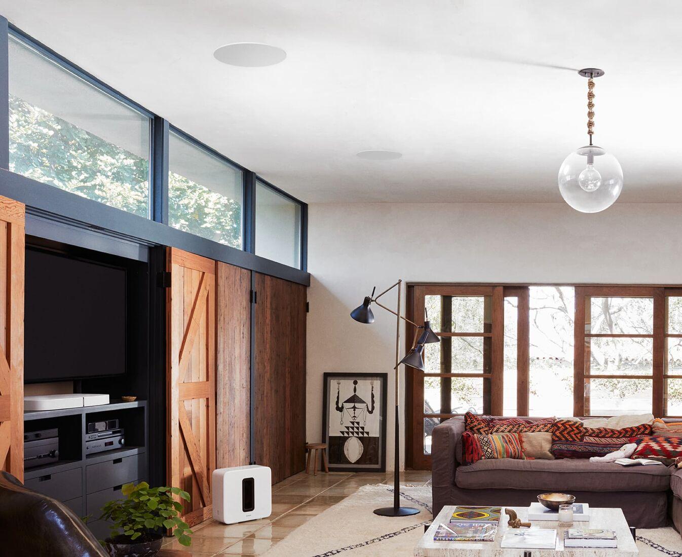 Sonos In-Ceiling Speaker SET inkl. Sonos Amp kaufen bei hifiboehm