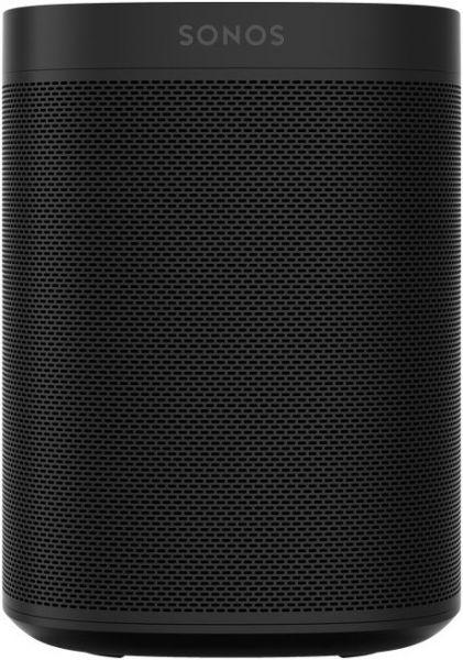 Sonos One SL schwarz | WLAN-Speaker für Musikstreaming