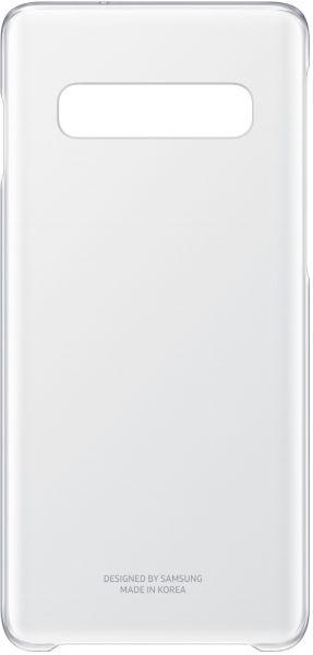 Samsung Clear Cover für G973F Samsung Galaxy S10 transparent