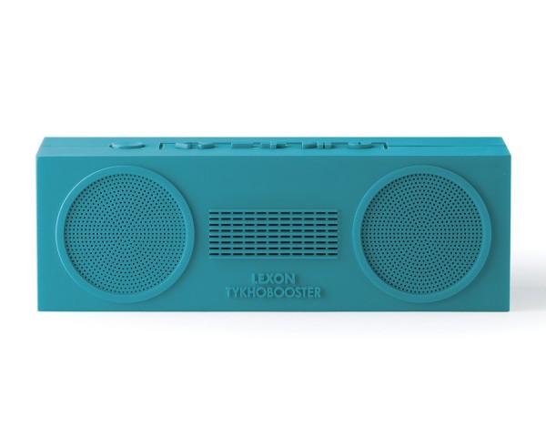 Lexon LA101 V5 Tykho Booster Bluetooth Lautsprecher türkis   gebraucht