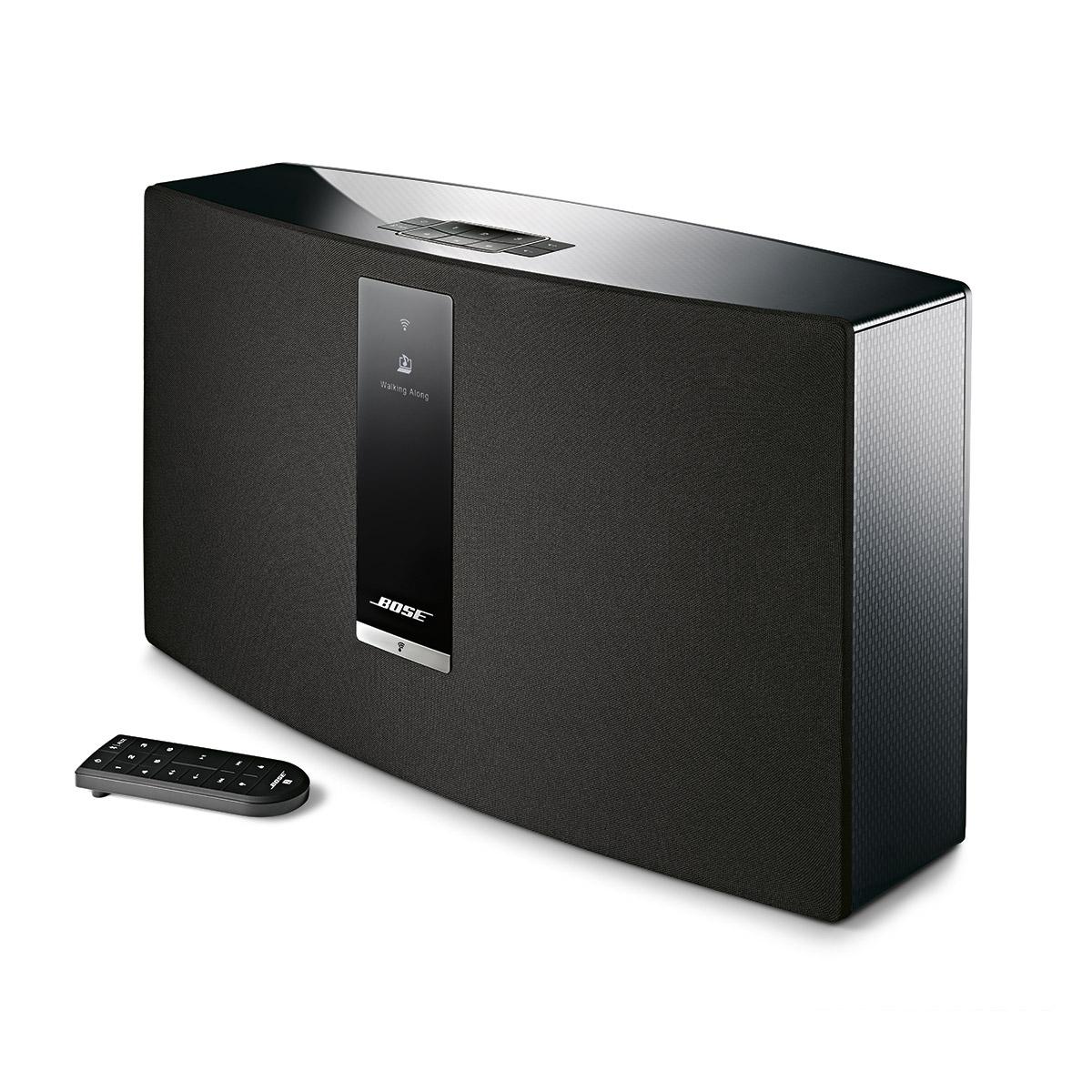 bose soundtouch 30 serie iii schwarz bose aktiv. Black Bedroom Furniture Sets. Home Design Ideas