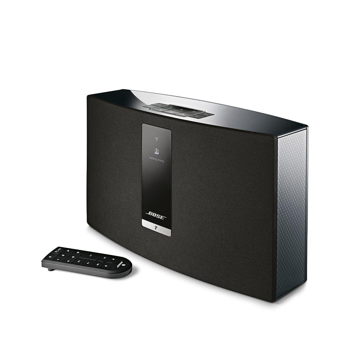 bose soundtouch 20 serie iii wi fi schwarz bose aktiv. Black Bedroom Furniture Sets. Home Design Ideas
